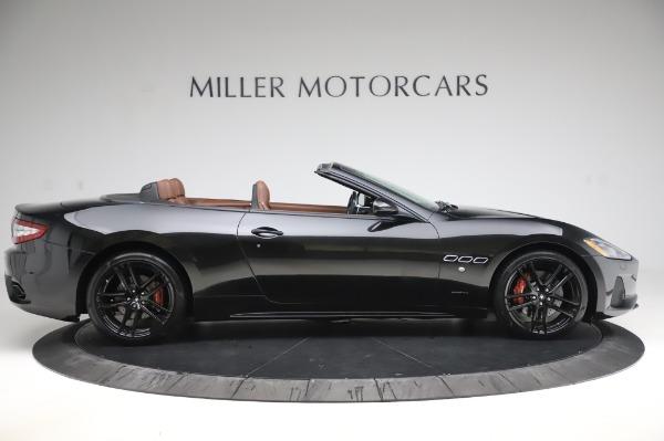 New 2019 Maserati GranTurismo Sport for sale $163,495 at Bugatti of Greenwich in Greenwich CT 06830 21