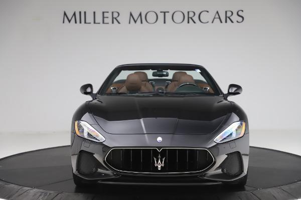 New 2019 Maserati GranTurismo Sport for sale $163,495 at Bugatti of Greenwich in Greenwich CT 06830 24