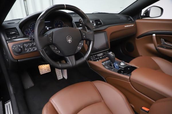New 2019 Maserati GranTurismo Sport for sale $163,495 at Bugatti of Greenwich in Greenwich CT 06830 27
