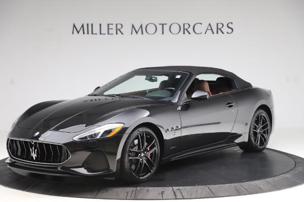 New 2019 Maserati GranTurismo Sport for sale $163,495 at Bugatti of Greenwich in Greenwich CT 06830 3