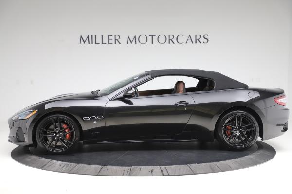 New 2019 Maserati GranTurismo Sport for sale $163,495 at Bugatti of Greenwich in Greenwich CT 06830 4
