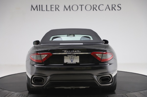 New 2019 Maserati GranTurismo Sport for sale $163,495 at Bugatti of Greenwich in Greenwich CT 06830 7
