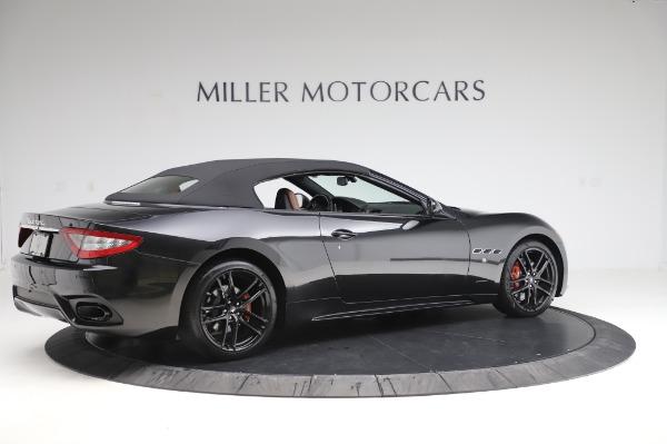 New 2019 Maserati GranTurismo Sport for sale $163,495 at Bugatti of Greenwich in Greenwich CT 06830 9