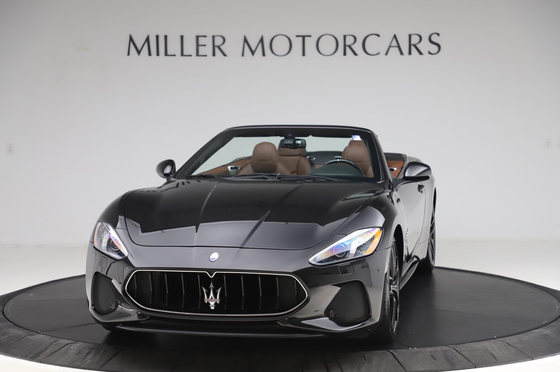 New 2019 Maserati GranTurismo Sport for sale $163,495 at Bugatti of Greenwich in Greenwich CT 06830 1