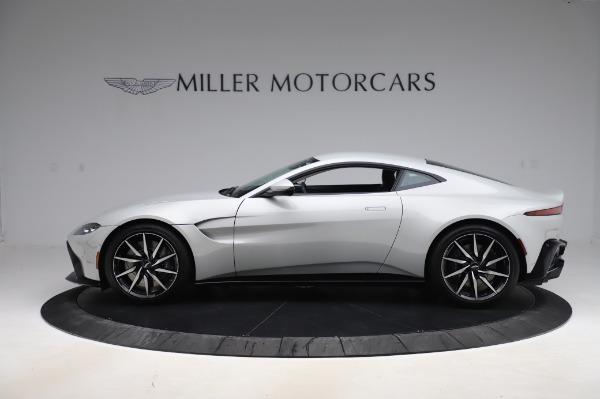 Used 2020 Aston Martin Vantage Coupe for sale $149,800 at Bugatti of Greenwich in Greenwich CT 06830 2