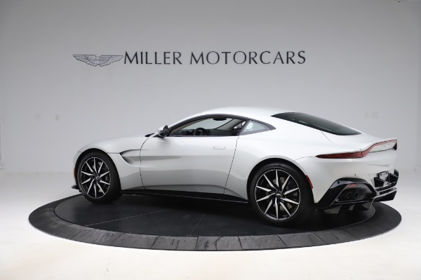 Used 2020 Aston Martin Vantage Coupe for sale $149,800 at Bugatti of Greenwich in Greenwich CT 06830 3