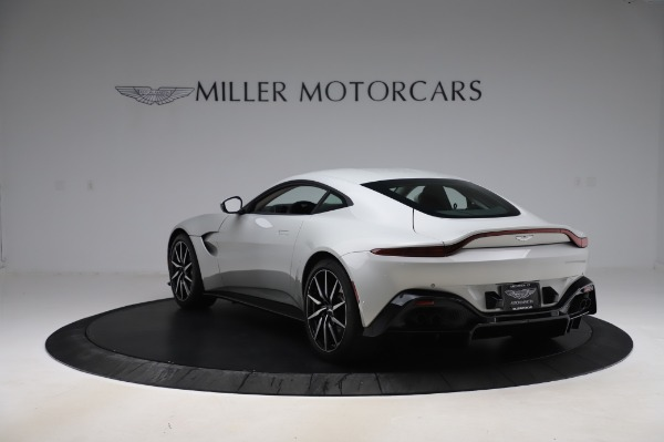 Used 2020 Aston Martin Vantage Coupe for sale $149,800 at Bugatti of Greenwich in Greenwich CT 06830 4