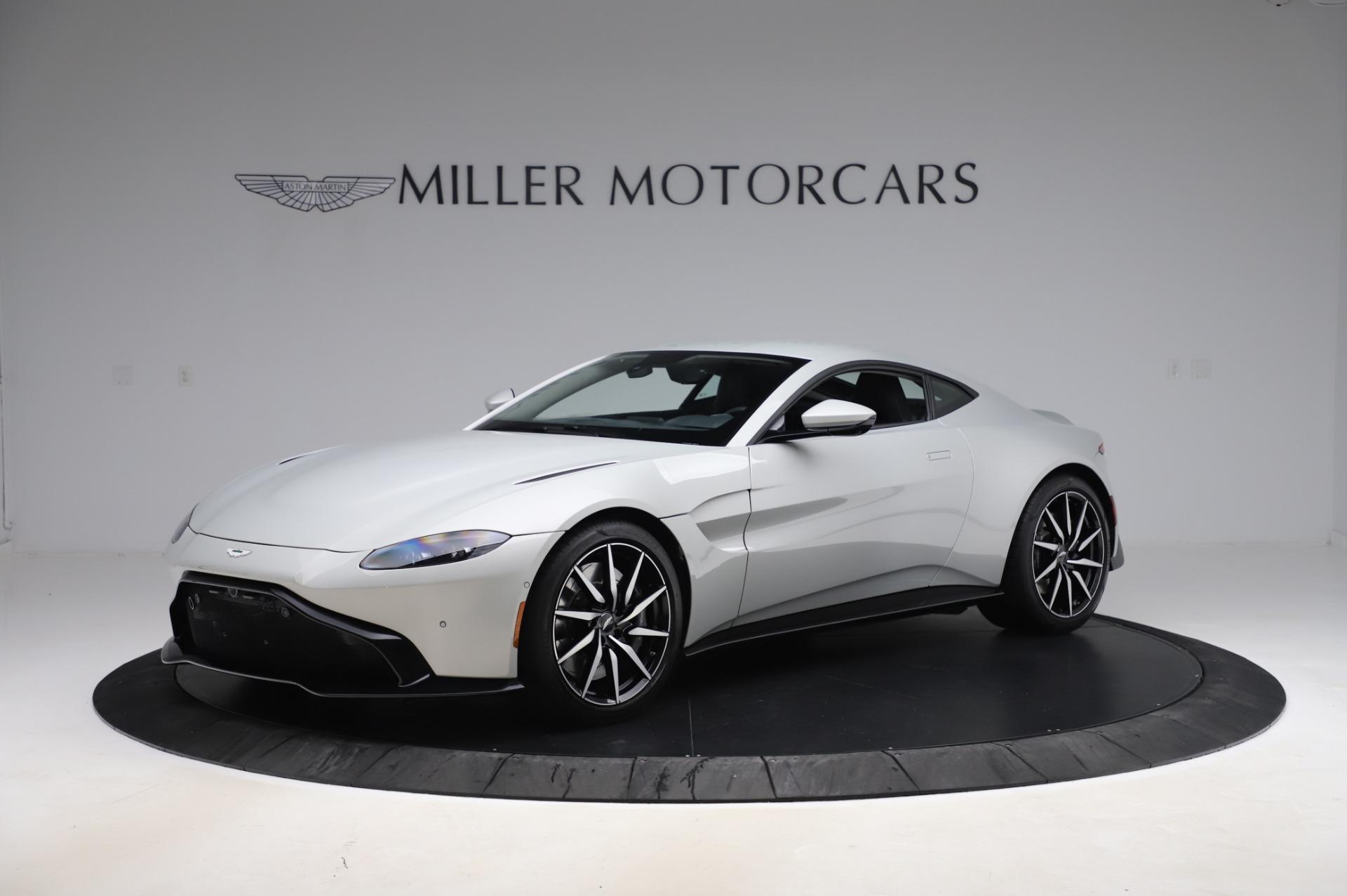 Used 2020 Aston Martin Vantage for sale $149,900 at Bugatti of Greenwich in Greenwich CT 06830 1