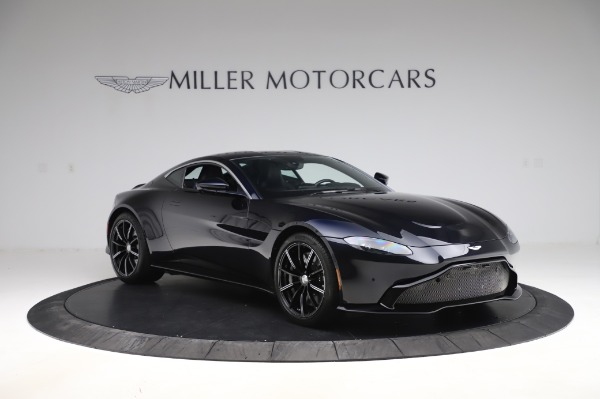 Used 2019 Aston Martin Vantage for sale $127,900 at Bugatti of Greenwich in Greenwich CT 06830 10