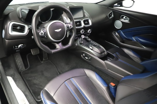 Used 2019 Aston Martin Vantage for sale $127,900 at Bugatti of Greenwich in Greenwich CT 06830 13