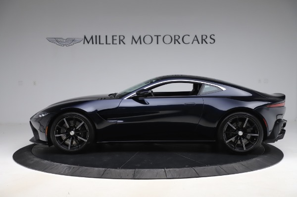 Used 2019 Aston Martin Vantage for sale $127,900 at Bugatti of Greenwich in Greenwich CT 06830 2