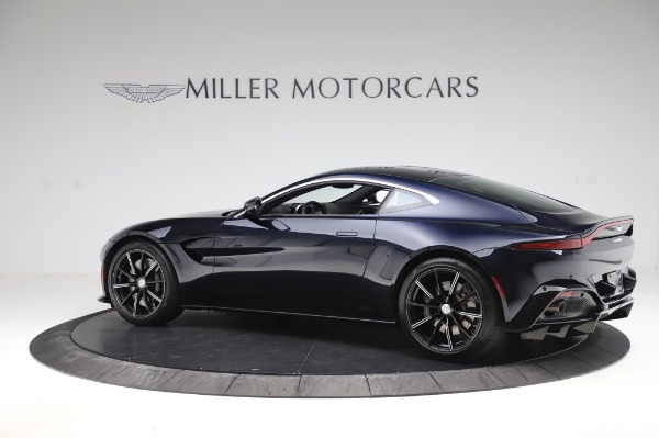 Used 2019 Aston Martin Vantage for sale $127,900 at Bugatti of Greenwich in Greenwich CT 06830 3