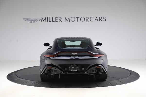 Used 2019 Aston Martin Vantage for sale $127,900 at Bugatti of Greenwich in Greenwich CT 06830 5