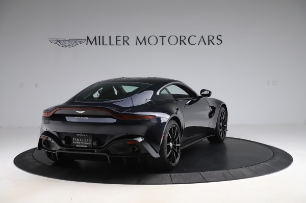 Used 2019 Aston Martin Vantage for sale $127,900 at Bugatti of Greenwich in Greenwich CT 06830 6