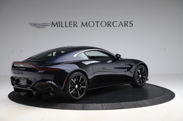 Used 2019 Aston Martin Vantage for sale $127,900 at Bugatti of Greenwich in Greenwich CT 06830 7