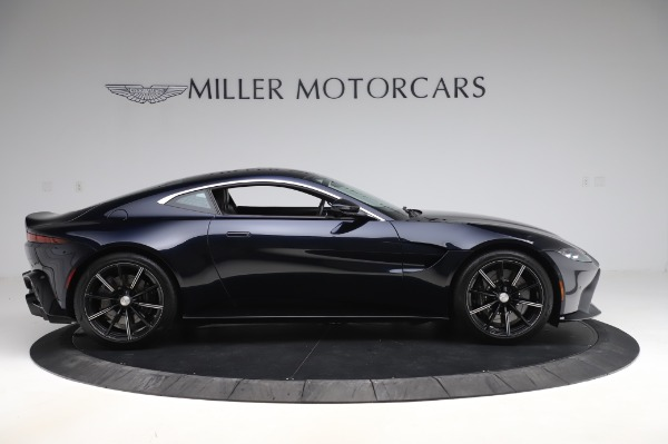Used 2019 Aston Martin Vantage for sale $127,900 at Bugatti of Greenwich in Greenwich CT 06830 8