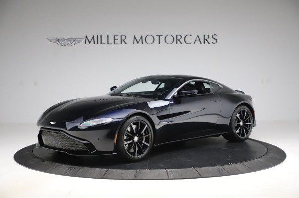 Used 2019 Aston Martin Vantage for sale $127,900 at Bugatti of Greenwich in Greenwich CT 06830 1