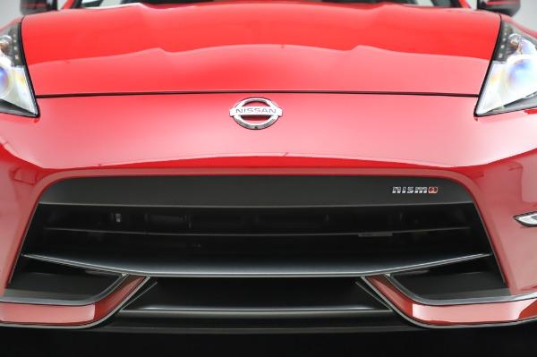 Used 2018 Nissan 370Z NISMO Tech for sale $39,900 at Bugatti of Greenwich in Greenwich CT 06830 10