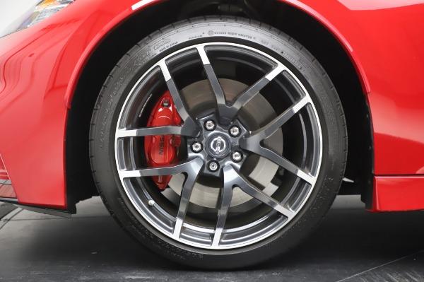 Used 2018 Nissan 370Z NISMO Tech for sale $39,900 at Bugatti of Greenwich in Greenwich CT 06830 11