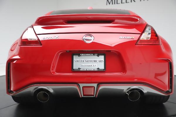 Used 2018 Nissan 370Z NISMO Tech for sale $39,900 at Bugatti of Greenwich in Greenwich CT 06830 13