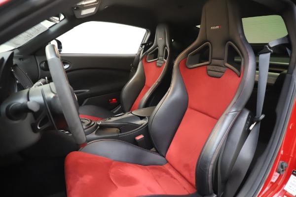 Used 2018 Nissan 370Z NISMO Tech for sale $39,900 at Bugatti of Greenwich in Greenwich CT 06830 15