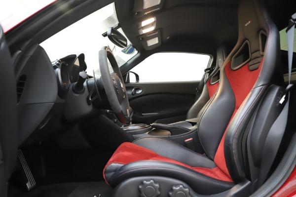 Used 2018 Nissan 370Z NISMO Tech for sale $39,900 at Bugatti of Greenwich in Greenwich CT 06830 16