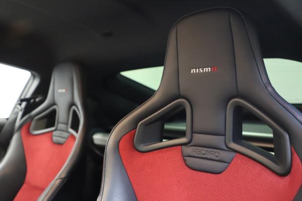 Used 2018 Nissan 370Z NISMO Tech for sale $39,900 at Bugatti of Greenwich in Greenwich CT 06830 18