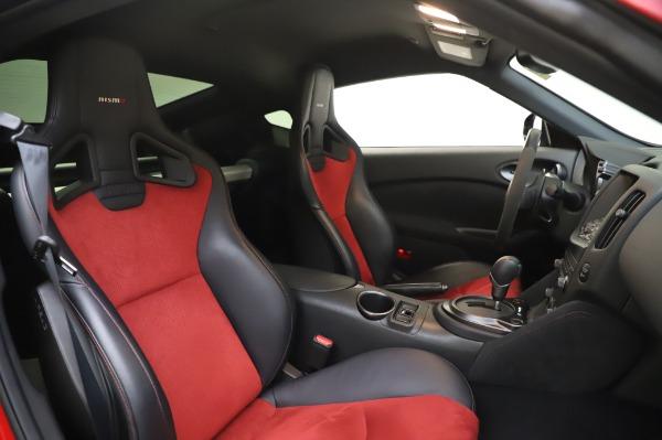 Used 2018 Nissan 370Z NISMO Tech for sale $39,900 at Bugatti of Greenwich in Greenwich CT 06830 19