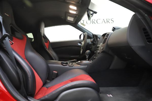 Used 2018 Nissan 370Z NISMO Tech for sale $39,900 at Bugatti of Greenwich in Greenwich CT 06830 20