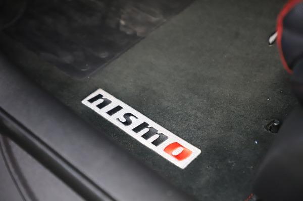 Used 2018 Nissan 370Z NISMO Tech for sale $39,900 at Bugatti of Greenwich in Greenwich CT 06830 23