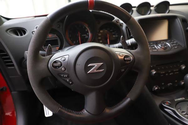 Used 2018 Nissan 370Z NISMO Tech for sale $39,900 at Bugatti of Greenwich in Greenwich CT 06830 26