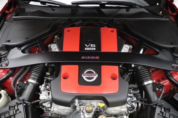 Used 2018 Nissan 370Z NISMO Tech for sale $39,900 at Bugatti of Greenwich in Greenwich CT 06830 27