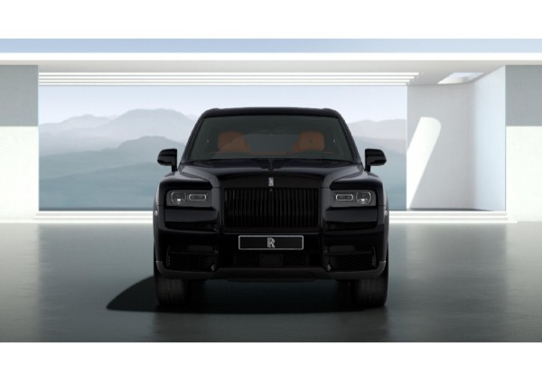 New 2021 Rolls-Royce Cullinan Black Badge for sale $433,225 at Bugatti of Greenwich in Greenwich CT 06830 2