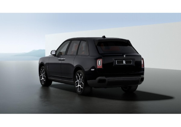 New 2021 Rolls-Royce Cullinan Black Badge for sale $433,225 at Bugatti of Greenwich in Greenwich CT 06830 3