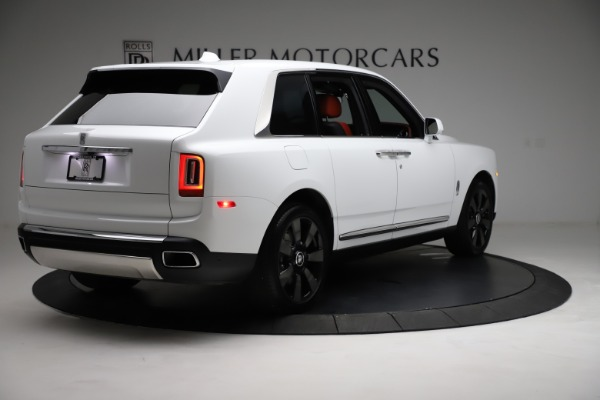Used 2021 Rolls-Royce Cullinan for sale Call for price at Bugatti of Greenwich in Greenwich CT 06830 10