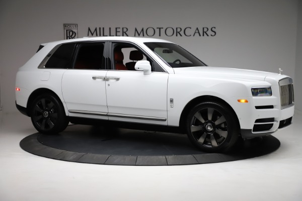 Used 2021 Rolls-Royce Cullinan for sale Call for price at Bugatti of Greenwich in Greenwich CT 06830 12