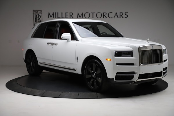 Used 2021 Rolls-Royce Cullinan for sale Call for price at Bugatti of Greenwich in Greenwich CT 06830 13