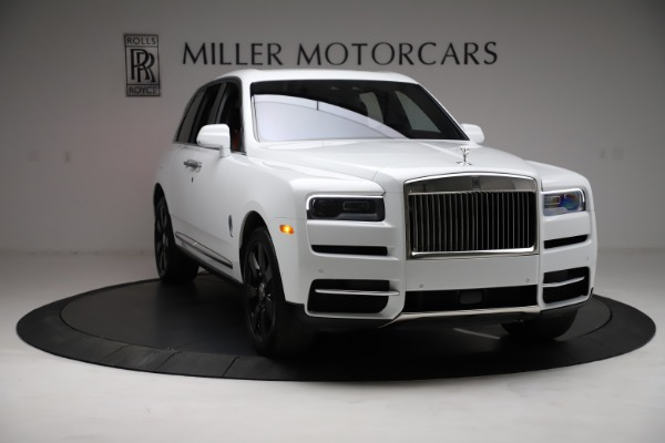 Used 2021 Rolls-Royce Cullinan for sale Call for price at Bugatti of Greenwich in Greenwich CT 06830 14