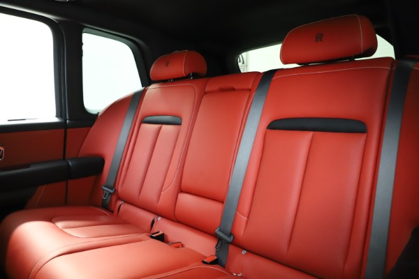 Used 2021 Rolls-Royce Cullinan for sale Call for price at Bugatti of Greenwich in Greenwich CT 06830 19
