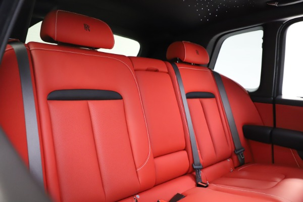 Used 2021 Rolls-Royce Cullinan for sale Call for price at Bugatti of Greenwich in Greenwich CT 06830 20