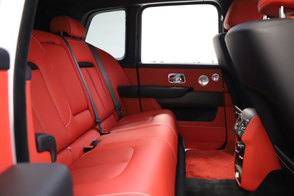 Used 2021 Rolls-Royce Cullinan for sale Call for price at Bugatti of Greenwich in Greenwich CT 06830 28