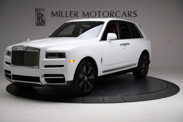 Used 2021 Rolls-Royce Cullinan for sale Call for price at Bugatti of Greenwich in Greenwich CT 06830 3