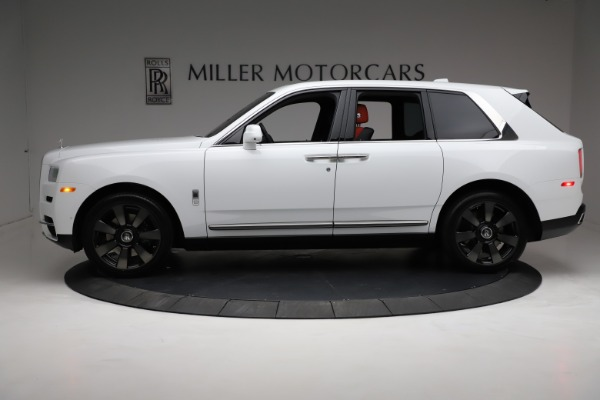 New 2021 Rolls-Royce Cullinan for sale $378,525 at Bugatti of Greenwich in Greenwich CT 06830 5