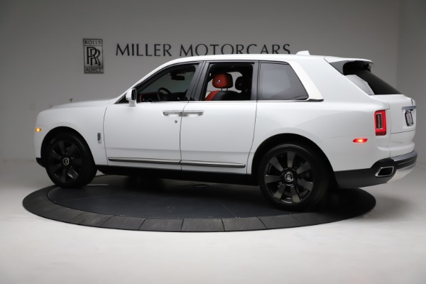 New 2021 Rolls-Royce Cullinan for sale $378,525 at Bugatti of Greenwich in Greenwich CT 06830 6