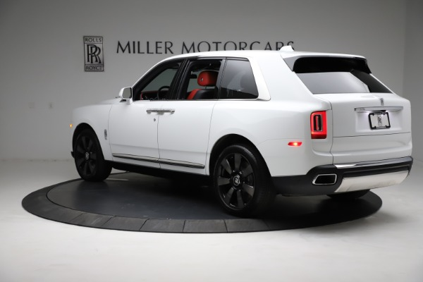 Used 2021 Rolls-Royce Cullinan for sale Call for price at Bugatti of Greenwich in Greenwich CT 06830 7