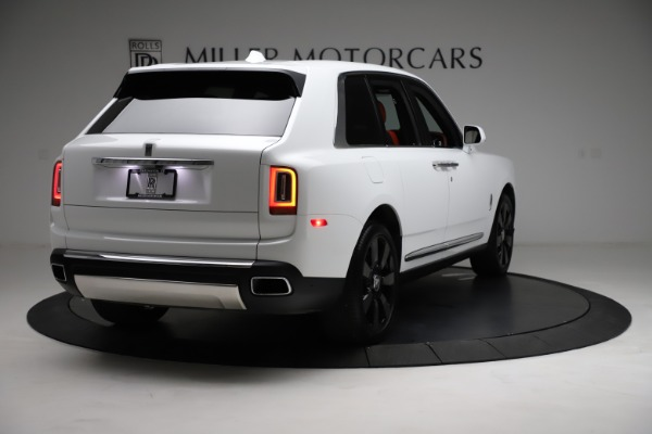New 2021 Rolls-Royce Cullinan for sale Sold at Bugatti of Greenwich in Greenwich CT 06830 9