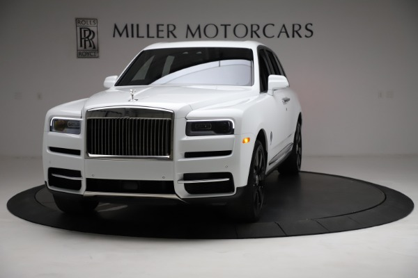 New 2021 Rolls-Royce Cullinan for sale $378,525 at Bugatti of Greenwich in Greenwich CT 06830 1
