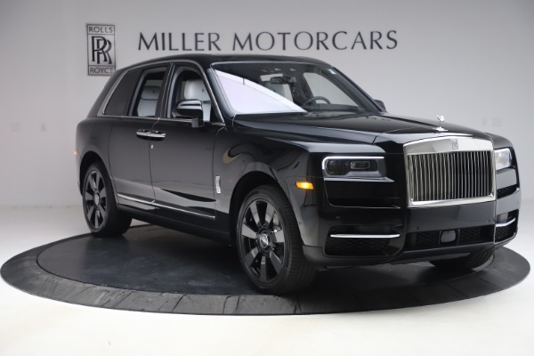 New 2021 Rolls-Royce Cullinan for sale Sold at Bugatti of Greenwich in Greenwich CT 06830 11