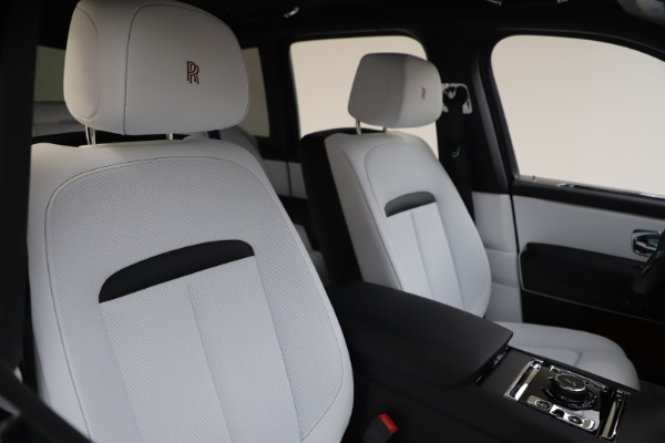 New 2021 Rolls-Royce Cullinan for sale Sold at Bugatti of Greenwich in Greenwich CT 06830 14