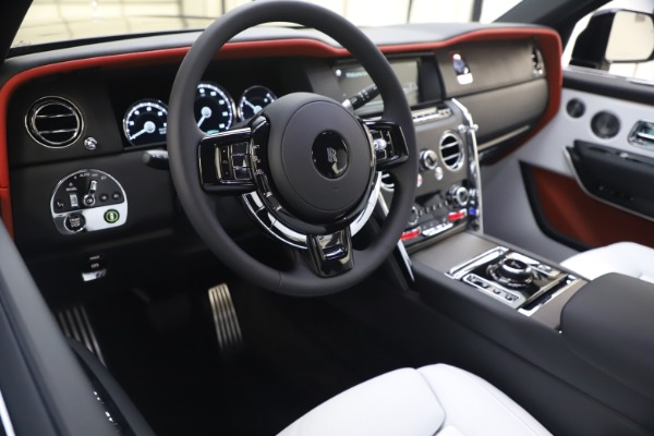 New 2021 Rolls-Royce Cullinan for sale Sold at Bugatti of Greenwich in Greenwich CT 06830 15